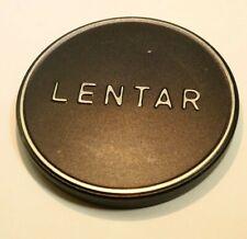 Lentar 58mm Front Lens Cap plastic slip on type Metal