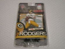 McFARLANE AARON RODGERS NFL ELITE SERIES Target Exclusive White Variant #772
