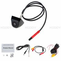 Car Rear View Reversing Infrared Camera HD CCD 170° Waterproof Night Vision New