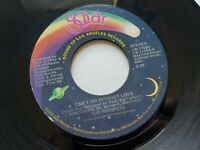 """THE WHISPERS - Can't Do Without Love / Whispers 1979 DISCO SOUL 7"""""""