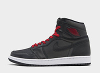 Nike AIR JORDAN RETRO 1 HIGH OG BASKETBALL SHOES Black/ Red/ White 555088 060