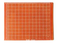 Labor- Experimentierboard Platine Cu 180 x 150 mm Leiterplatte Lochrasterplatine