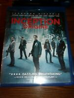 INCEPTION - BLU-RAY DISC - VERY GOOD CONDITION!!