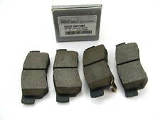 NEW GENUINE REAR Disc Brake Pads OEM For Hyundai S583023KA70NA