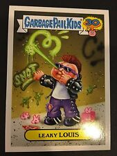 Garbage Pail Kids 2015 Series 2 30th Petey Phlegm Kids Sticker NrMt-Mint