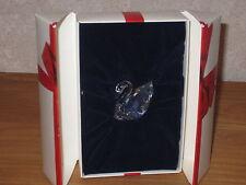 SWAROVSKI *NEW* Cygne miniature dans boîte cadeau Swan
