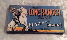 VINTAGE 1938 LONE RANGER BOARD GAME BY PARKER BROTHERS