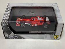1/43 Mattell Hot Wheels F1  Ferrari F2005 car #2 from  2006 of Ruben Barrichello