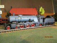 Marklin échelle ho locomotive Allemande type 231 bleue réf. 3511