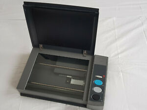 Plustek OpticBook 3800 Flatbed Scanner, excellent condition open unused