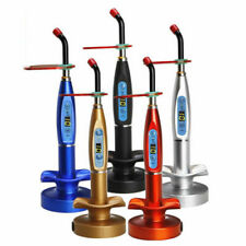Dental LED Cordless Curing Light with Whitening Tip 1500mw