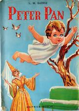 ROMANZO PETER PAN 1955 BOSCHI  COLLANA GIOVENTU N.13
