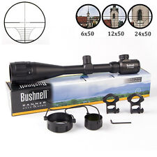 Bushnell Banner chasse Elite utilitaire 6-24x50AO Tactical Rifle Scope montures gratuites