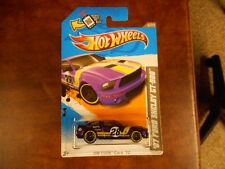 Hot Wheels HW Code Cars '12 '07 Ford Shelby GT-500 Purple MONMC (see picture)