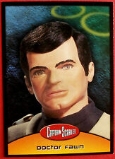 CAPTAIN SCARLET - Card #25 - Doctor Fawn - Cards Inc. 2001