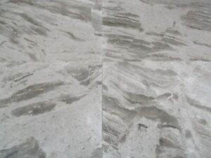 Silver shadow Polished Marble natural  stone wall + floor tile - tile Sample