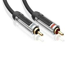 Profigold High Performance Stereo Audio Interconnect 1.0 m
