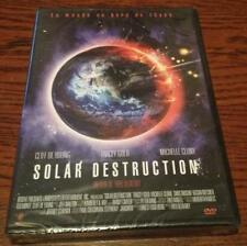 - DVD -SOLAR DESTRUCTION .A quelques heures de la fin du monde ..NEUF