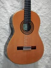 2018 Yulong Guo / A Echoes Double Top 640 short scale classical guitar