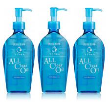 Shiseido SENKA All Clear Oil Make Up Remover 230ml x 3 lot