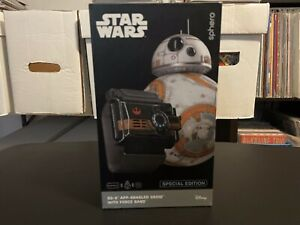 Star Wars Sphero Special Edition BB-8 with Force Band no reserve
