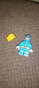 lego Thanos minifigure superheroes