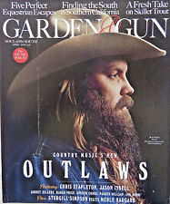 GARDEN & GUN APR MAY 2016 SOUTH STYLE COUNTRY MUSIC TROUT HORSE TRAVELS