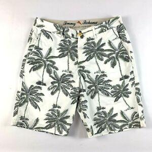 "Tommy Bahama Premium Floral Shorts (Tag Size W30) Actual Size Men's W32"""