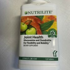 NUTRILITE JOINT HEALTH - GLUCOSAMINE AND CHONDROITIN 120 TABLETS 30DAY