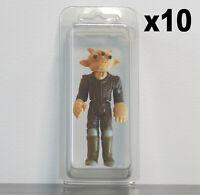 10 x Premium Loose Blister Cases for 3 3/4 Inch Figures Star Wars G.I Joe Etc