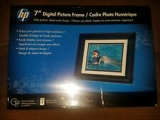 "HP 7"" Digital Picture Frame - New"