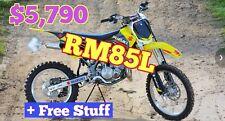Suzuki Brand New RM85L Big Wheels. Not KTM, Husqvarna