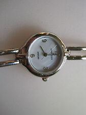 ladys sterling silver ANNE KLEIN watch bracelet