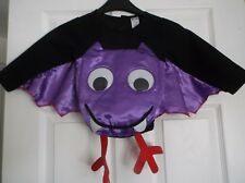 Halloween Dress up 1-2years as a Bird with googly eyes