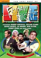 FRIDAY NIGHT LIVE the very best of. Harry Enfield, Jo Brand. New sealed DVD.