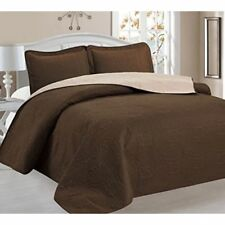 3 Pc Quilt Bedspread Sets Full Queen