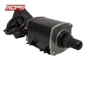 NEW ELECTRIC STARTER FOR TECUMSEH SNOW BLOWER 33329 37000 33329A/B 120V 60HZ 15A