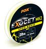 Fox Tackle NEW Exocet MK2 Spod Braid Yellow 300 metre CBL013