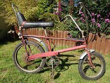 Raleigh Chopper Mk1 Bike - Jan 1971