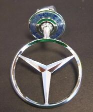 MERCEDES BENZ FRONT HOOD EMBLEM STAR BADGE ORNAMENT A210 880 0186
