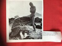 M6-9a ephemera 1970s film picture otto preminger jill haworth