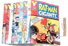 RAT-MAN Gigante 4° Cofanetto Completo (37/48) Leo Ortolani Panini Comics NUOVO!