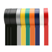 Black PVC Electrical Tape 20M*1.6CM Flame Retardant Waterproof Insulating tape