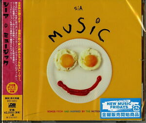 sia-Music-Japan CD Bonus Pista E25