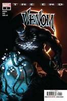 Venom The End #1 (2020 Marvel Comics) First Print Rahzzah Cover