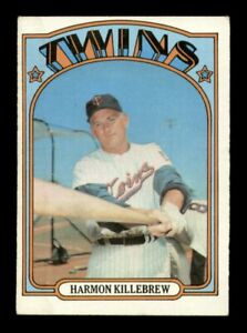 1972 Topps Set Break # 51 Harmon Killebrew EX-MINT *OBGcards*