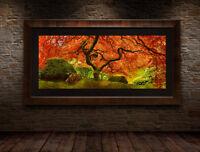 "Limited Edition Fine Art Photo, Gubski ""Spirit"", Peter Lik style Tree of Zen"