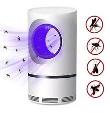 LED Lampe anti-moustique USB UV mouche Insectes Piège à lumière antiparasitaires