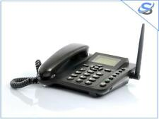 Wireless GSM Desk Phone - Quadband SMS function