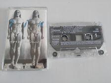 DAVID BOWIE TIN MACHINE II CASSETTE CINTA CBS 1991 CHROMO SPAIN EDITION &